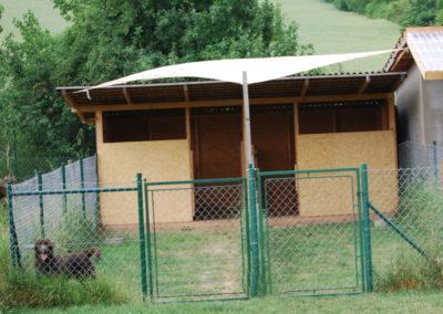 Domeček pro pejsky