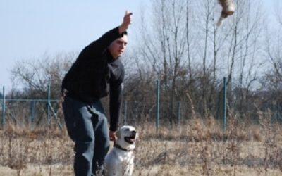 Výcvik s Horyslovem 12.3.2011